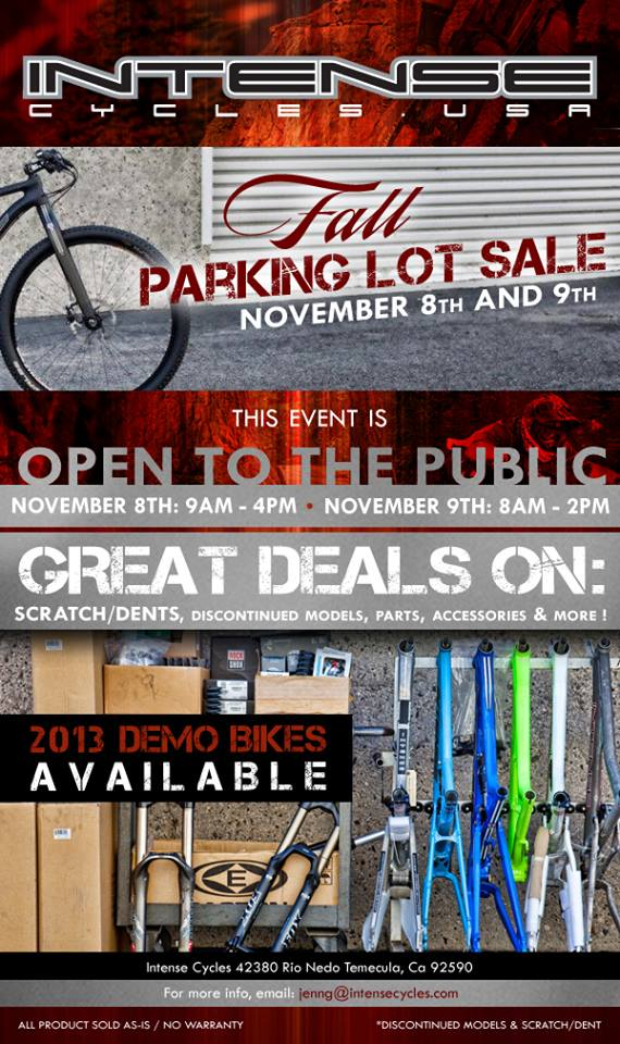 Mark Your Calendars: Fall 2013 Parking Lot Sale-2013-parking-lot-sale.jpg