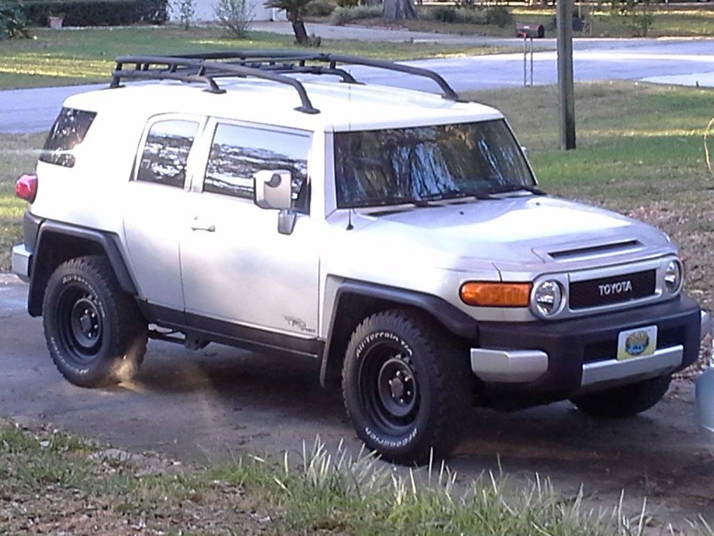 Toyota fj crusier owners mtbr com