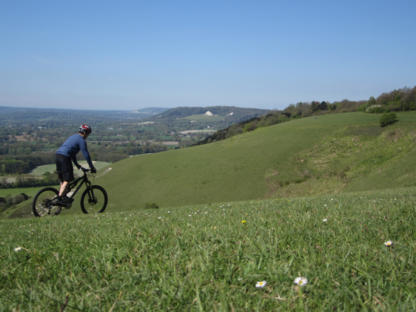 What did You do today on your mountain bike?-20130507-reigate-hill-forum.jpg