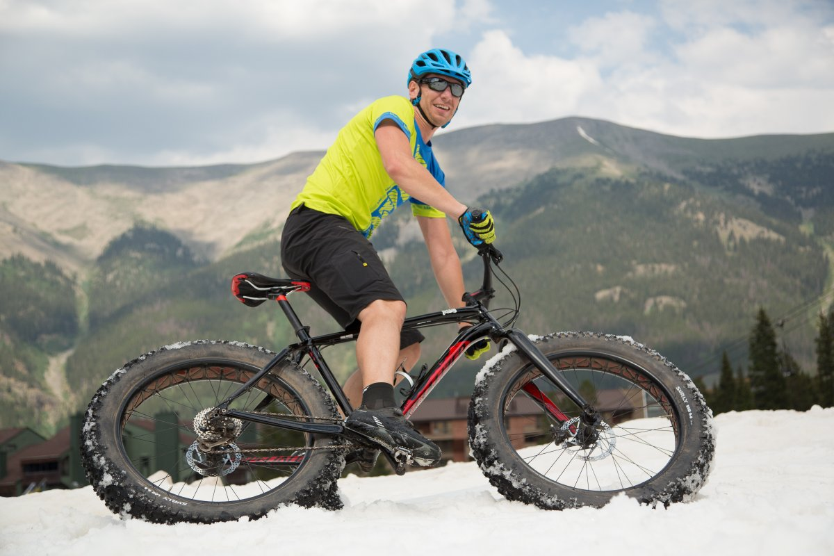 Specialized Fatboy and Snow