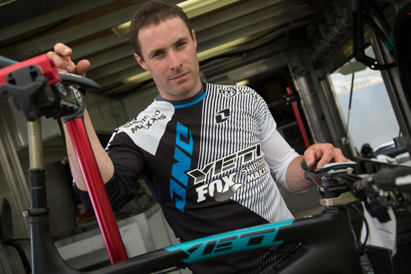 Jared Graves in Winter Park Enduro World Series Race