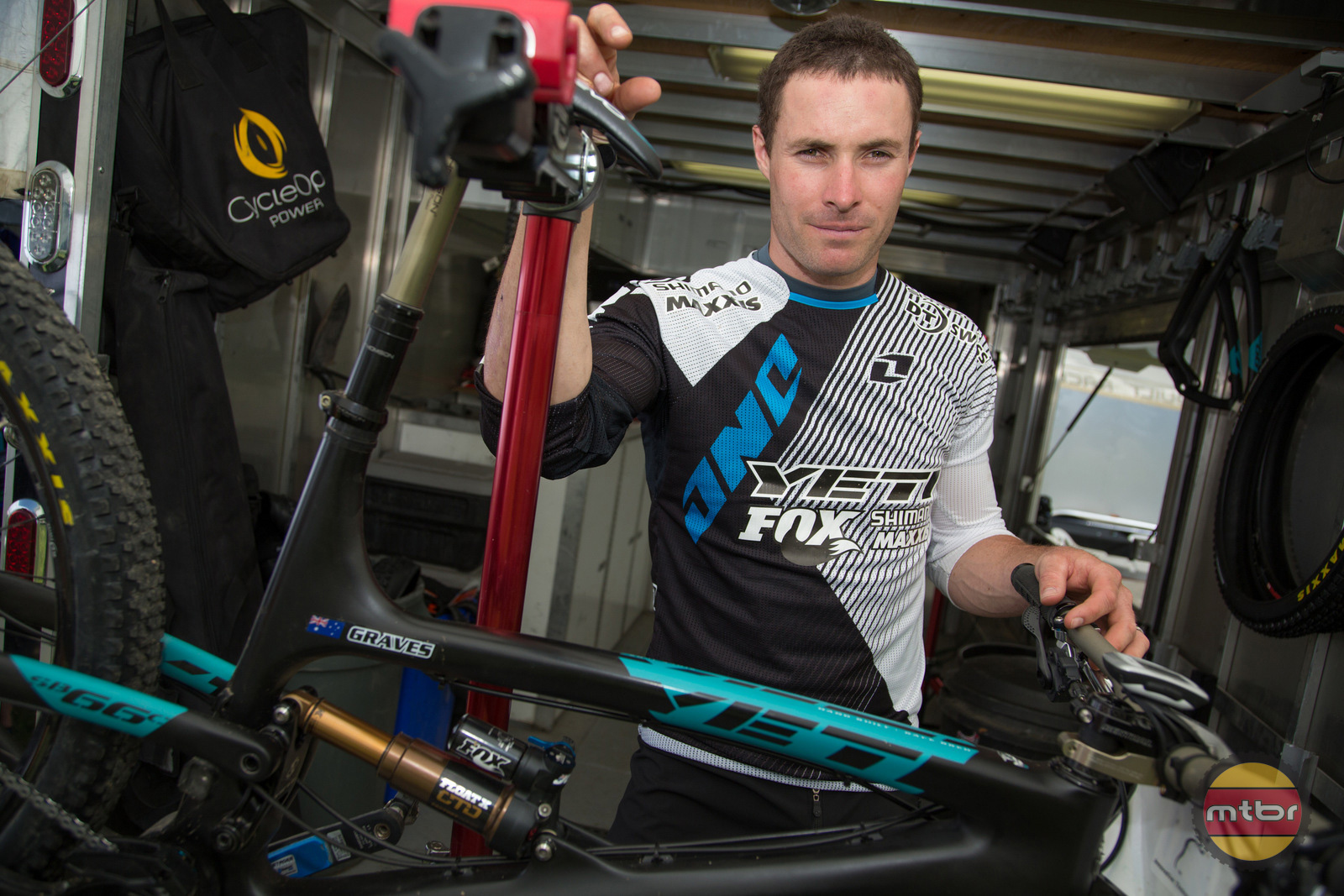 Stages Power Meter with Jared Graves