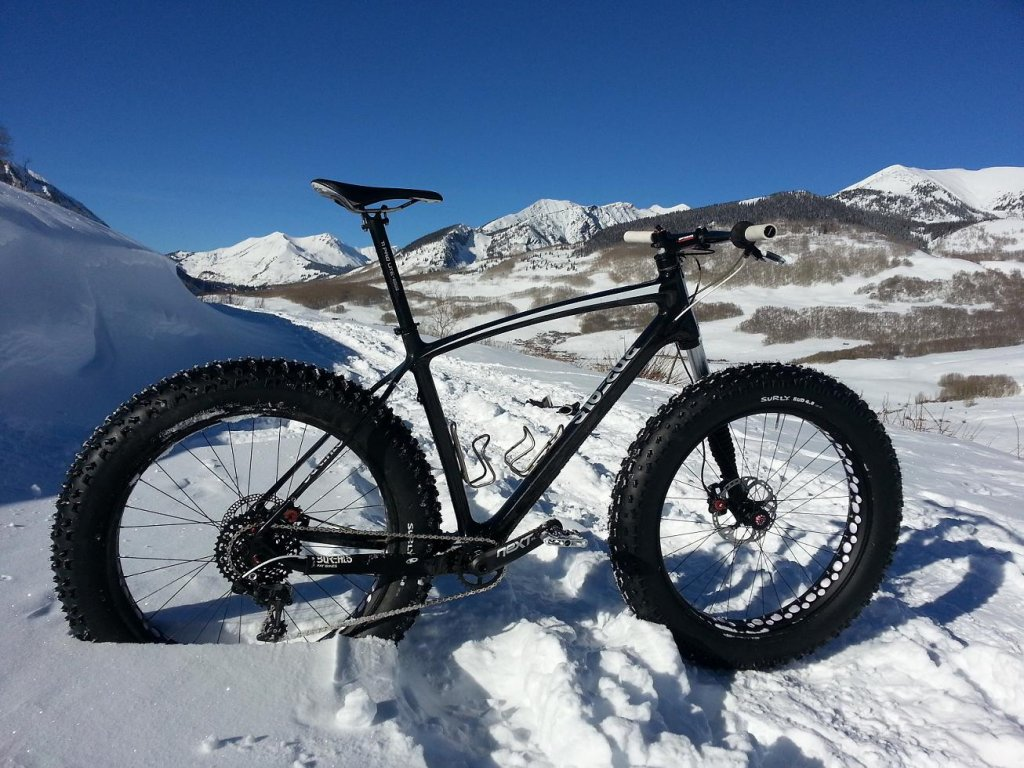 Aiming for sub 20lbs Fatbike build.... Lightest 31.6mm mtb seatposts?-20131211_140837.jpg