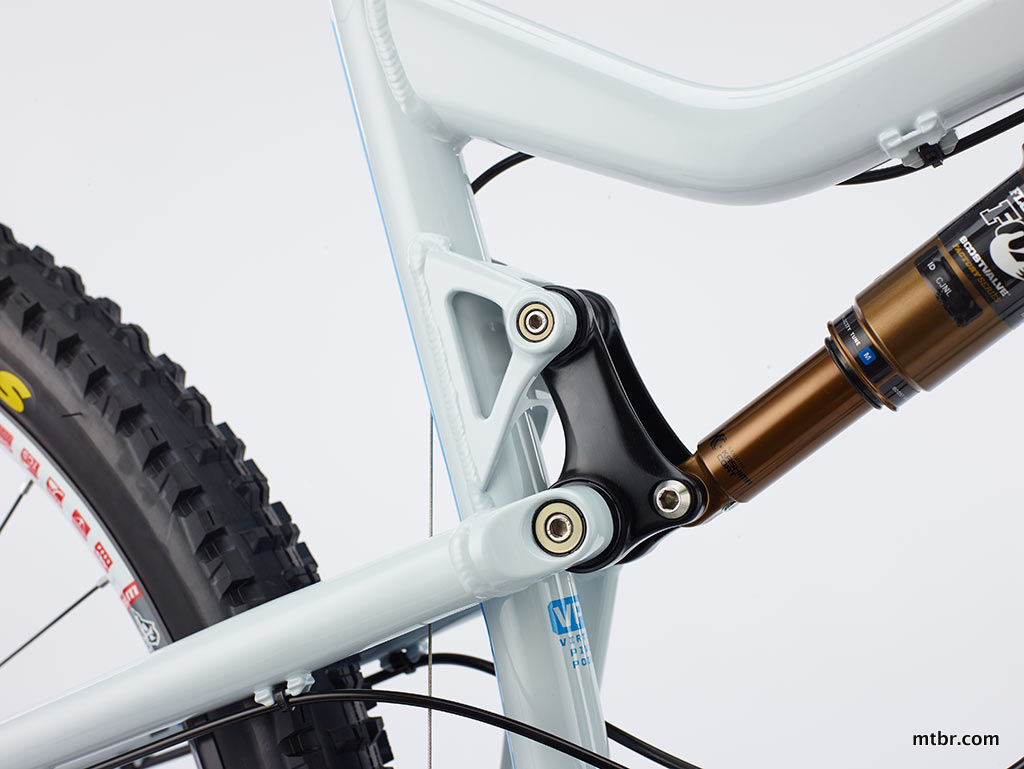 Santa Cruz Bronson Rear Shock Linkage