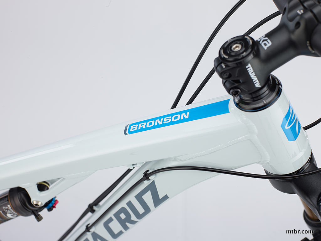Santa Cruz Bronson Aluminum Head Tube