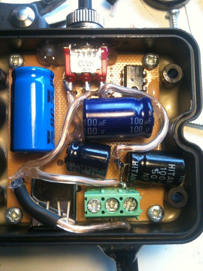 Kemo M172 Usb Dynamo Charger Modding Mtbrcom 12v Wiring Diagram 2014 02 13 115255