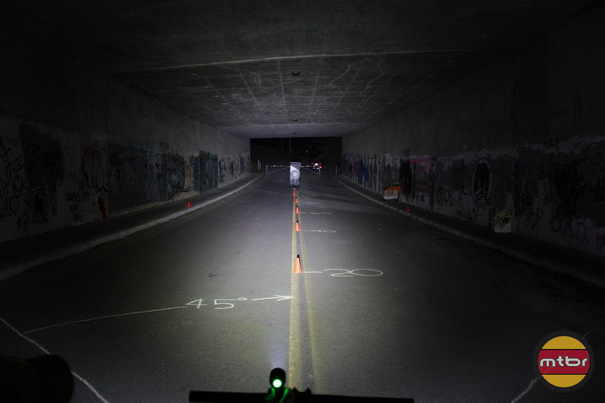 Gemini Xera 950 - 2014 Mtbr Tunnel Test