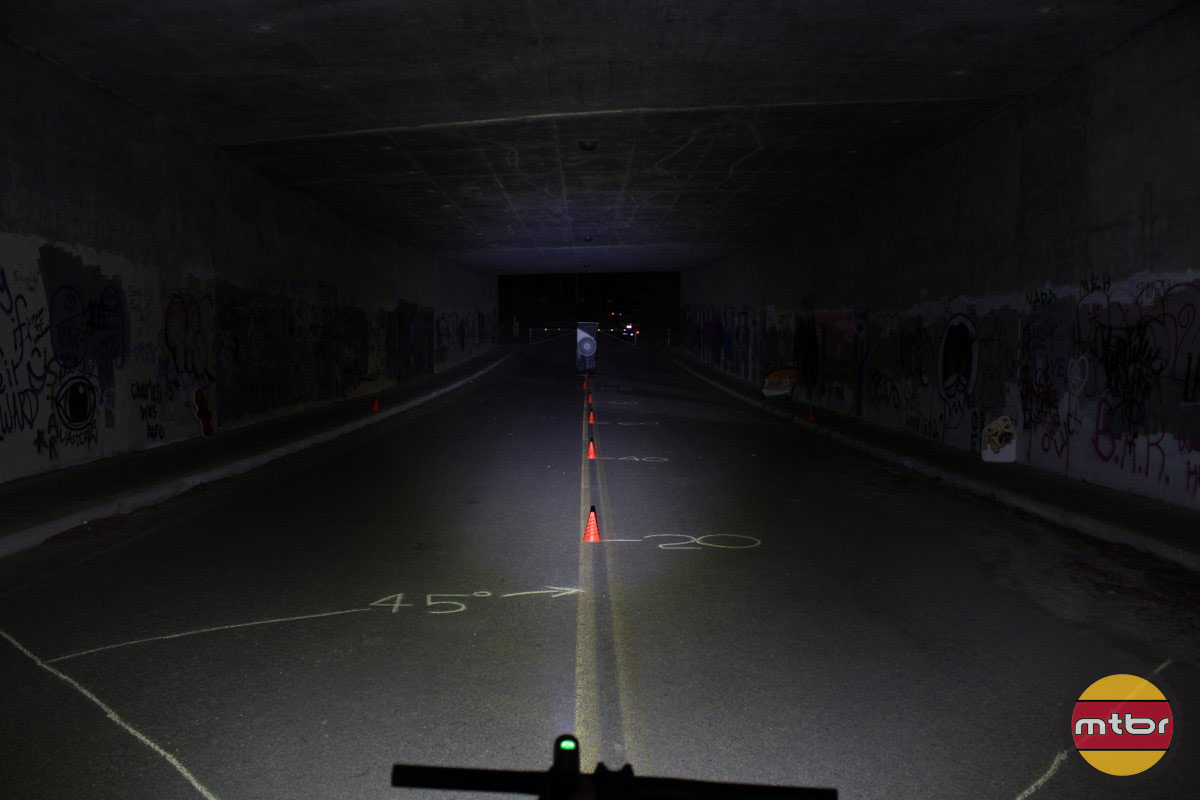 Lezyne Macro Drive - 2014 Mtbr Tunnel Test