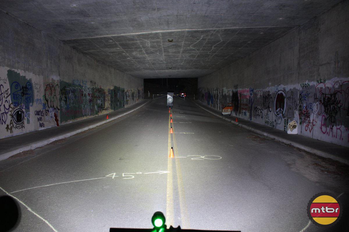 Xeccon Spiker 1210 - 2014 Mtbr Tunnel Test