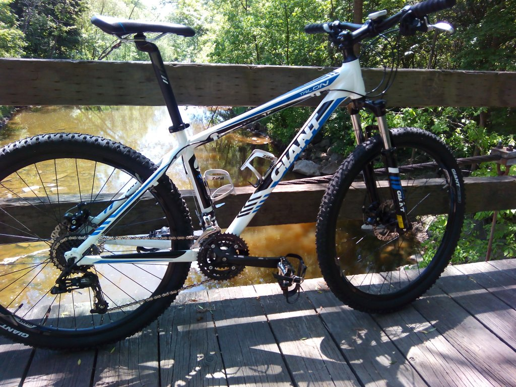 2014 Giant Talon And Tempt 27 5 Hardtail Models Mtbr Com