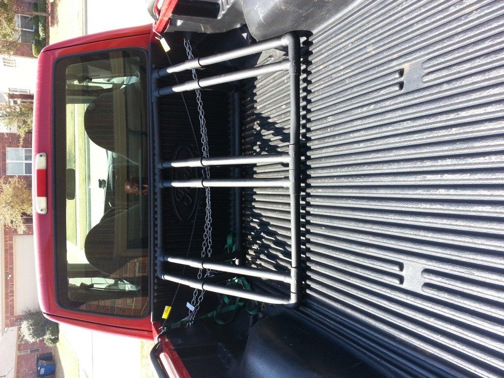 show your DIY truck bed bike racks- Mtbr com