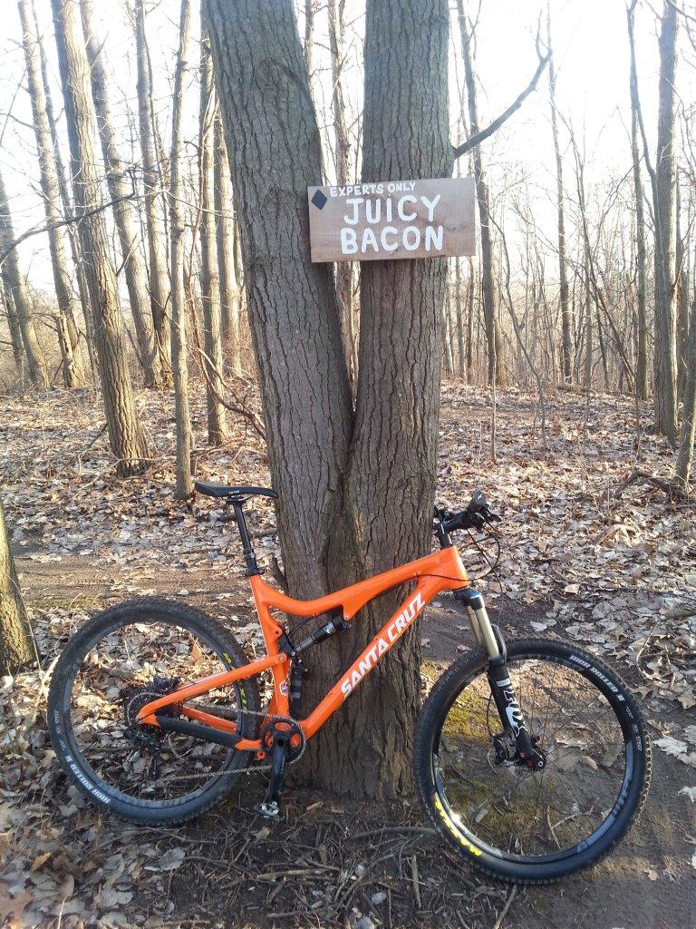 Bike + trail marker pics-20140411_183503.jpg
