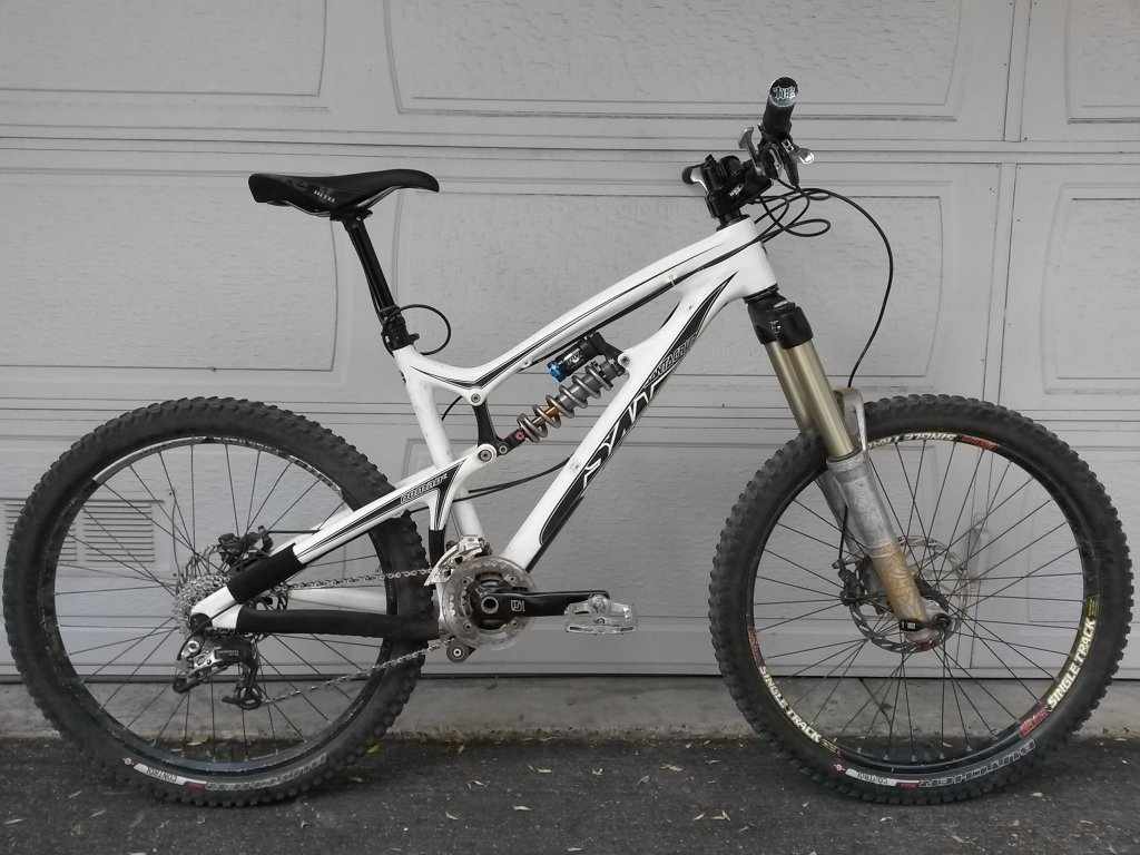 Nomad Carbon PUSH LINK Installed, Ride Report-20140517_161822.jpg