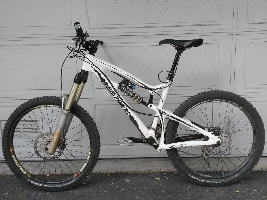 Nomad Carbon PUSH LINK Installed, Ride Report-20140517_161957.jpg