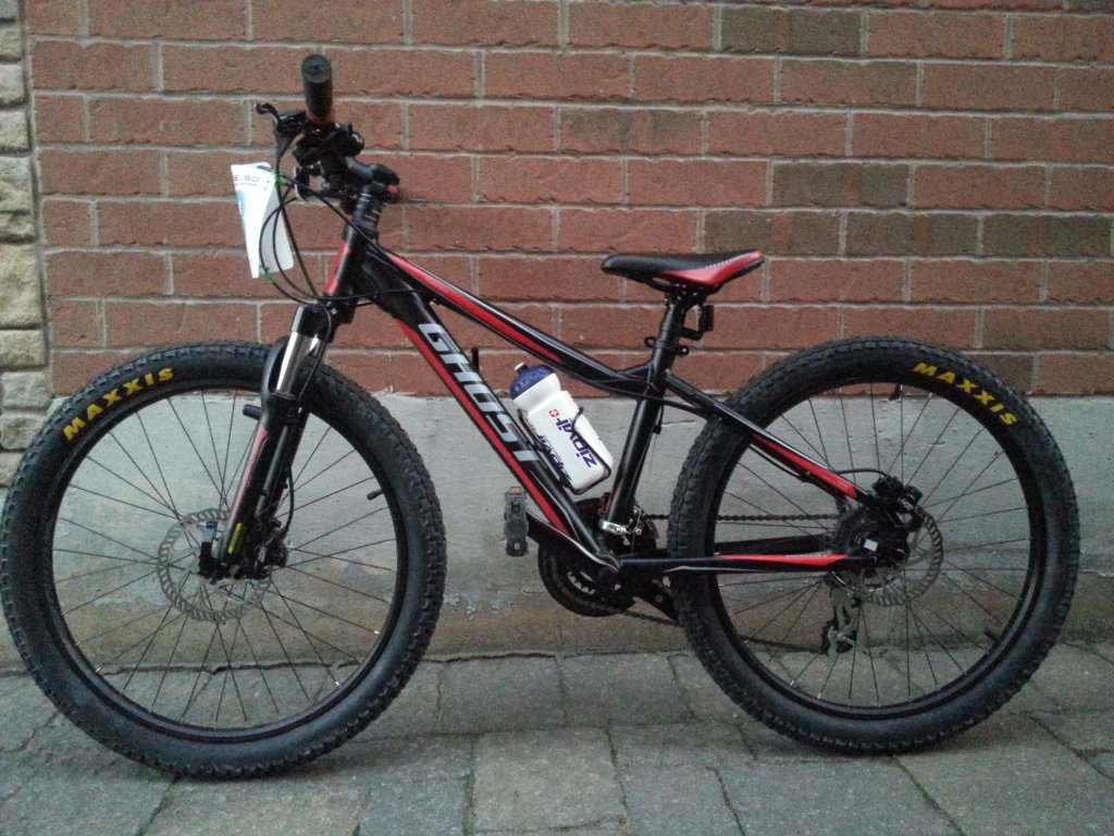 Great Kids Hardtail Ghost Powerkid 24 Disk Bike Mtbr Com