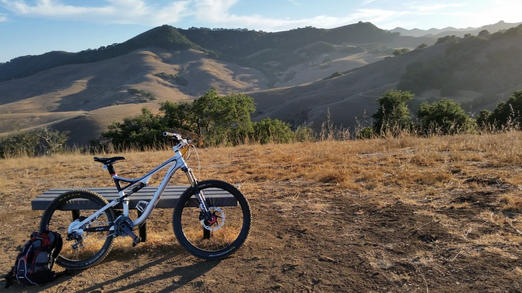 Show us a picture of your 26er MTB that you still use on the trails-20140831_182703.jpg
