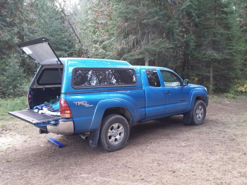 Toyota Tacoma Topper >> Forums Mtbr Com