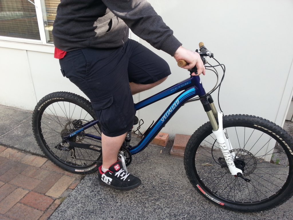 New bike - Suuuuper front heavy (compared to last bike)-20141014_164420.jpg
