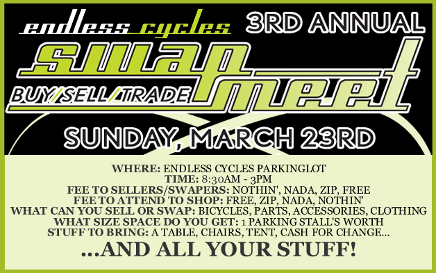 SWAP meet - March 23rd - ENDLESS CYCLES, Castro Valley-2014_swap_meet_fb.png