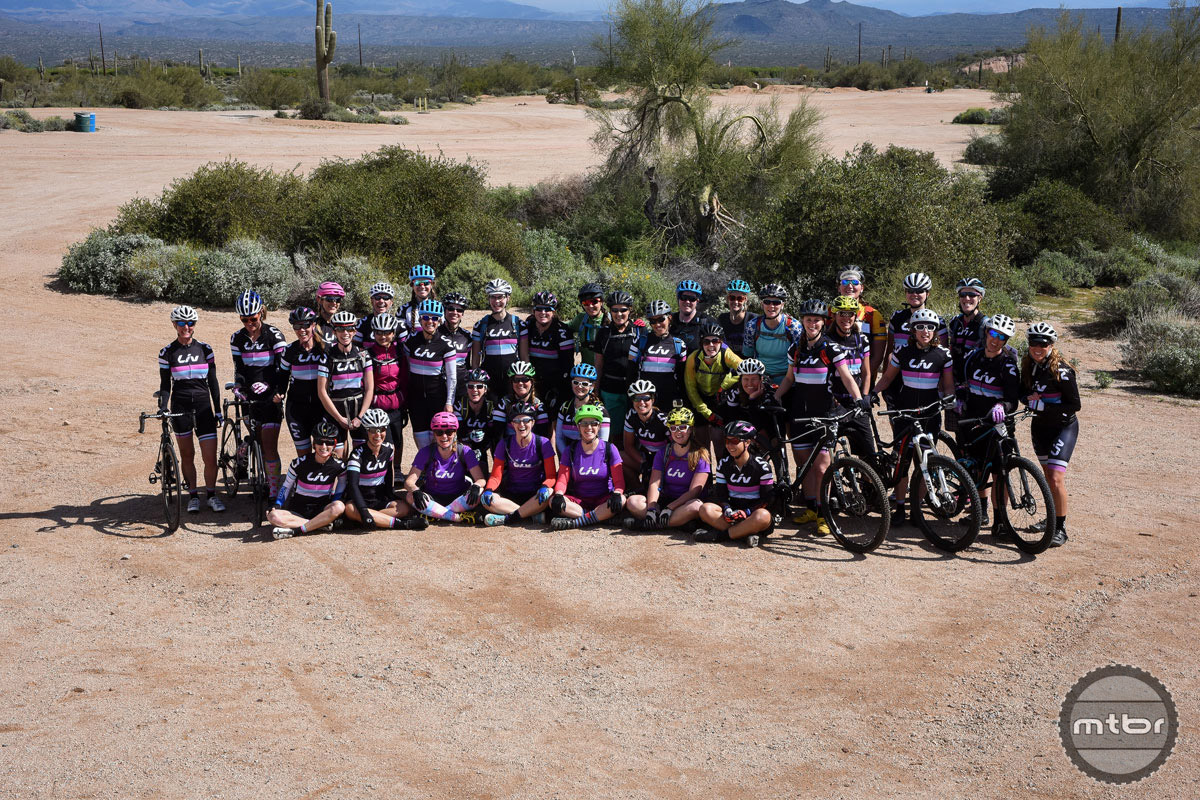 The goal of the Liv Ambassador Program is to grow the women's cycling community regionally through local events that educate women about the sport and make cycling more approachable and welcoming.