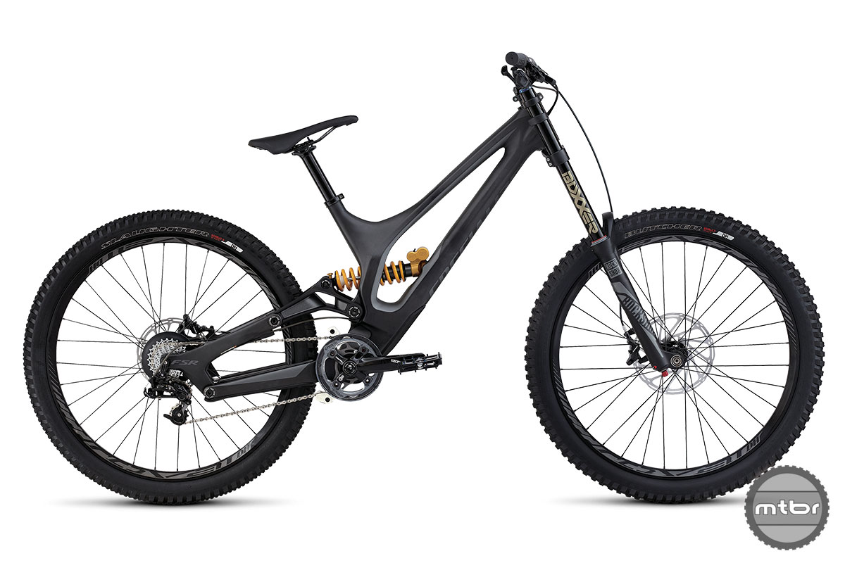 2015 Specialized Demo 650b Black Bike