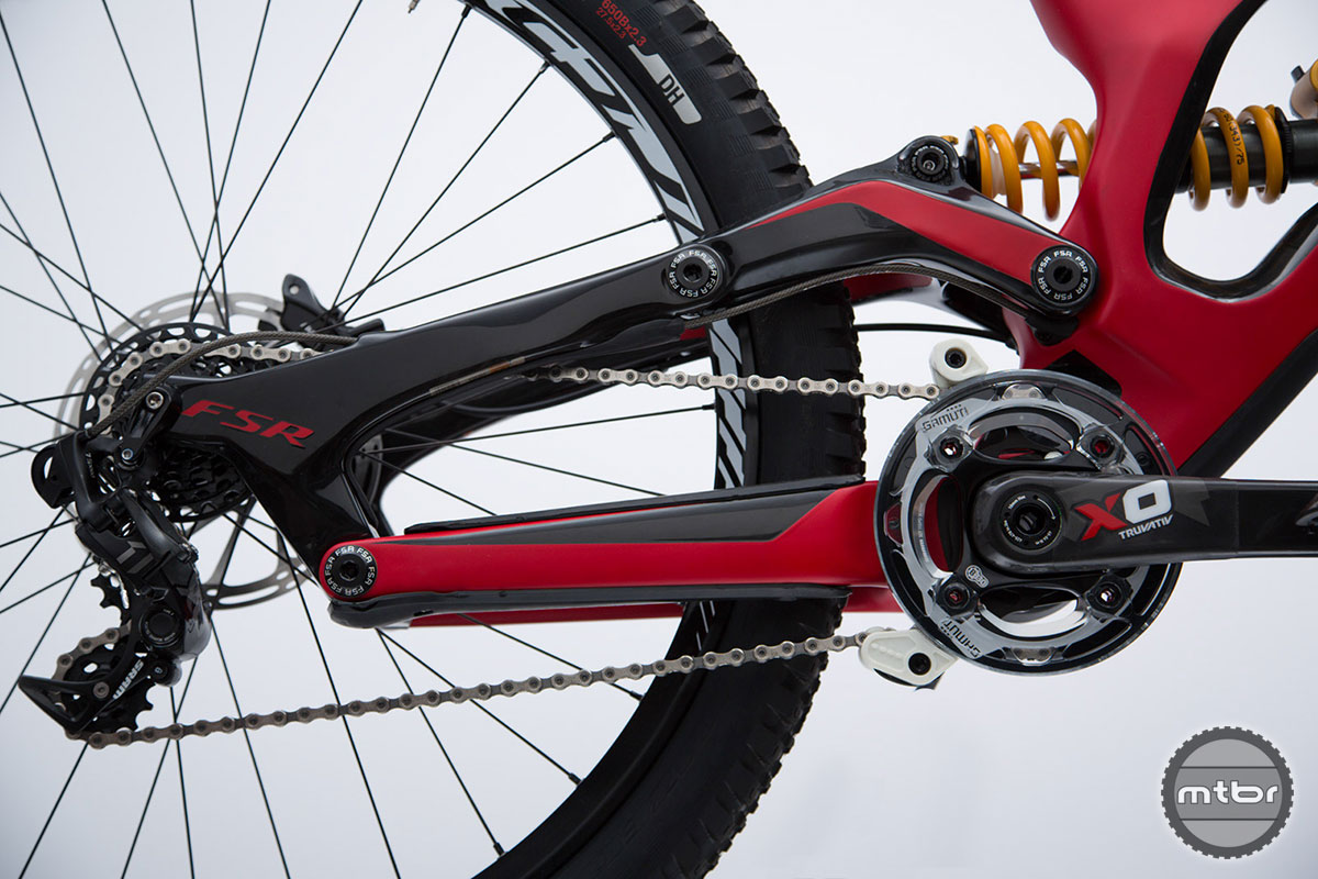 2015 Specialized Demo FSR Linkage
