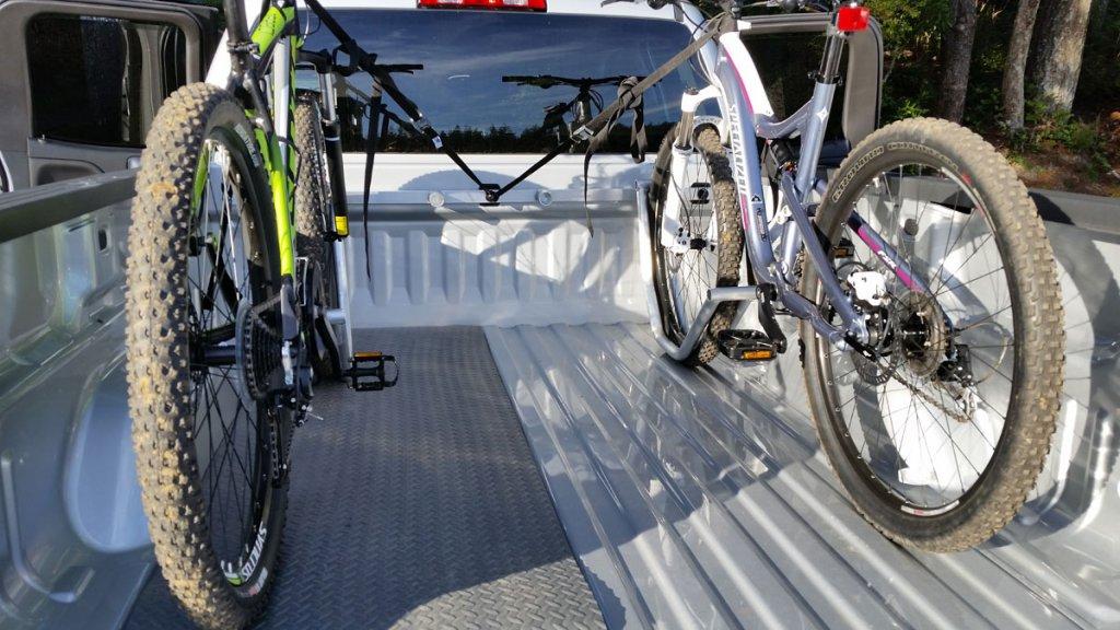 New Bike Rack For Gmc Trucks Mtbr Com