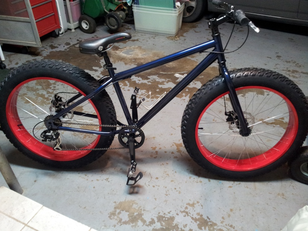 Iron Horse Porter VS.  Mongoose Dolomite - (they are not the same bike after all)-20150312_212638.jpg