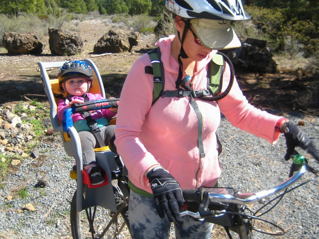 Buy Bicycle Child Carrier Seat