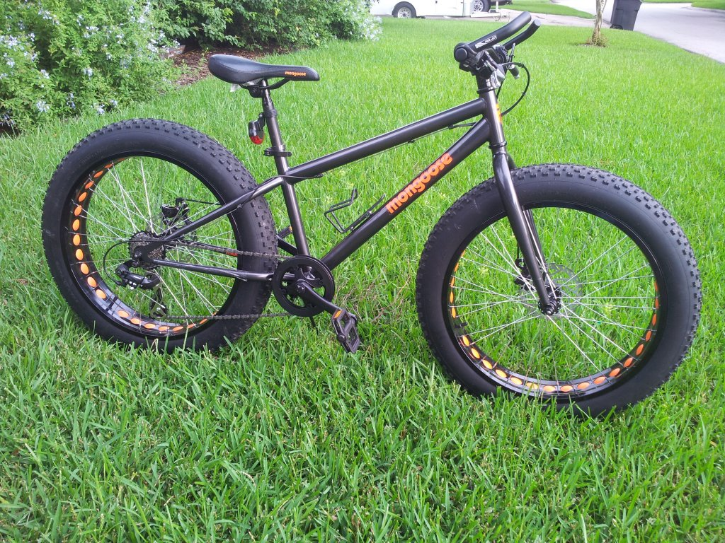 Iron Horse Porter VS.  Mongoose Dolomite - (they are not the same bike after all)-20150617_190729.jpg