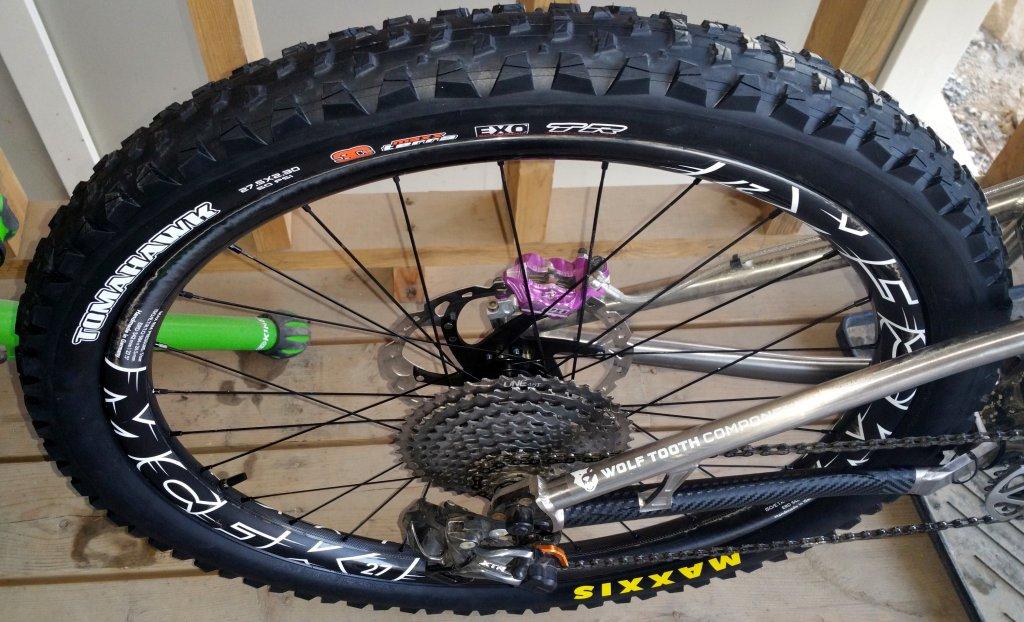 Carbon Rims Derby Nextie Or Light Bicycle Mtbr Com
