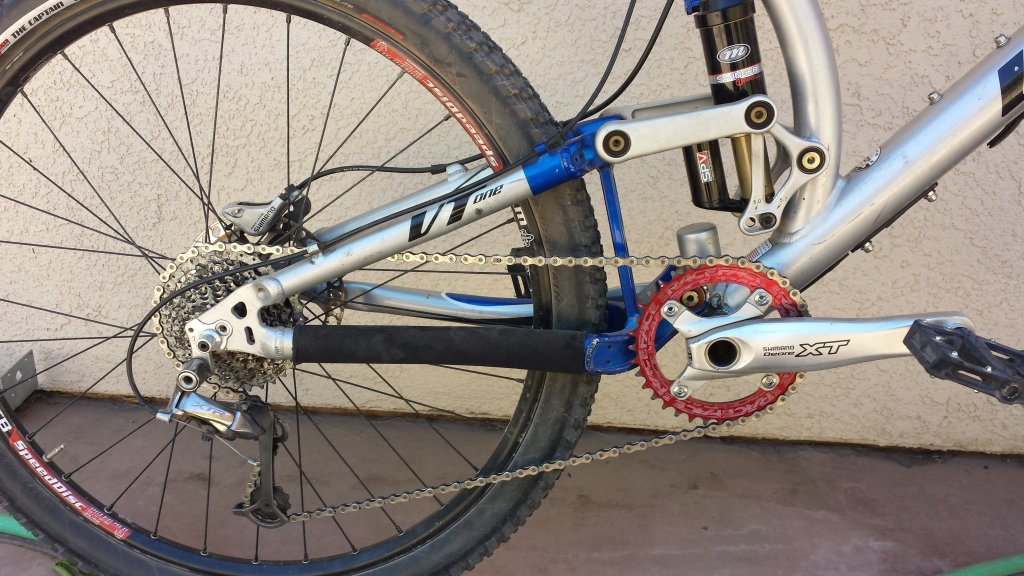 Race Face Narrow Wide Chainring Review Page 6 Mtbr Com