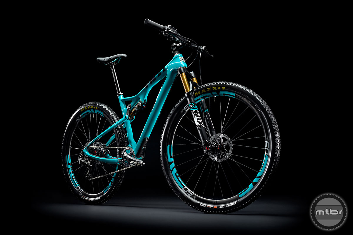 The stunning 2015 Yeti AS-Rc