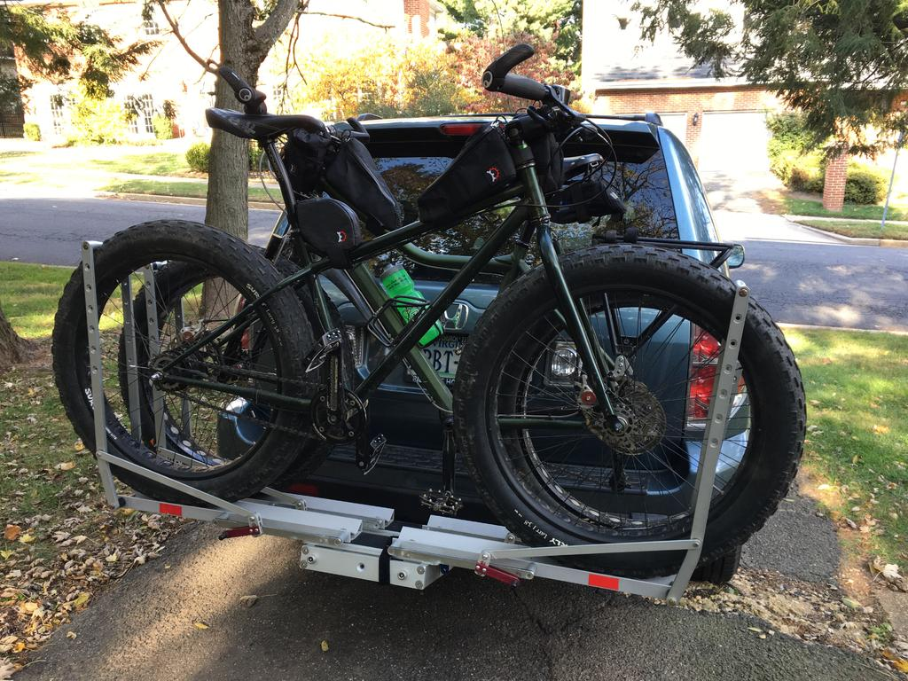 "Best 2"" receiver hitch rack for 2 fat bikes-2016-11-11-09.41.27.jpg"