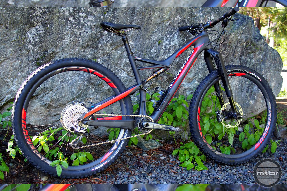 2016 Specialized Camber