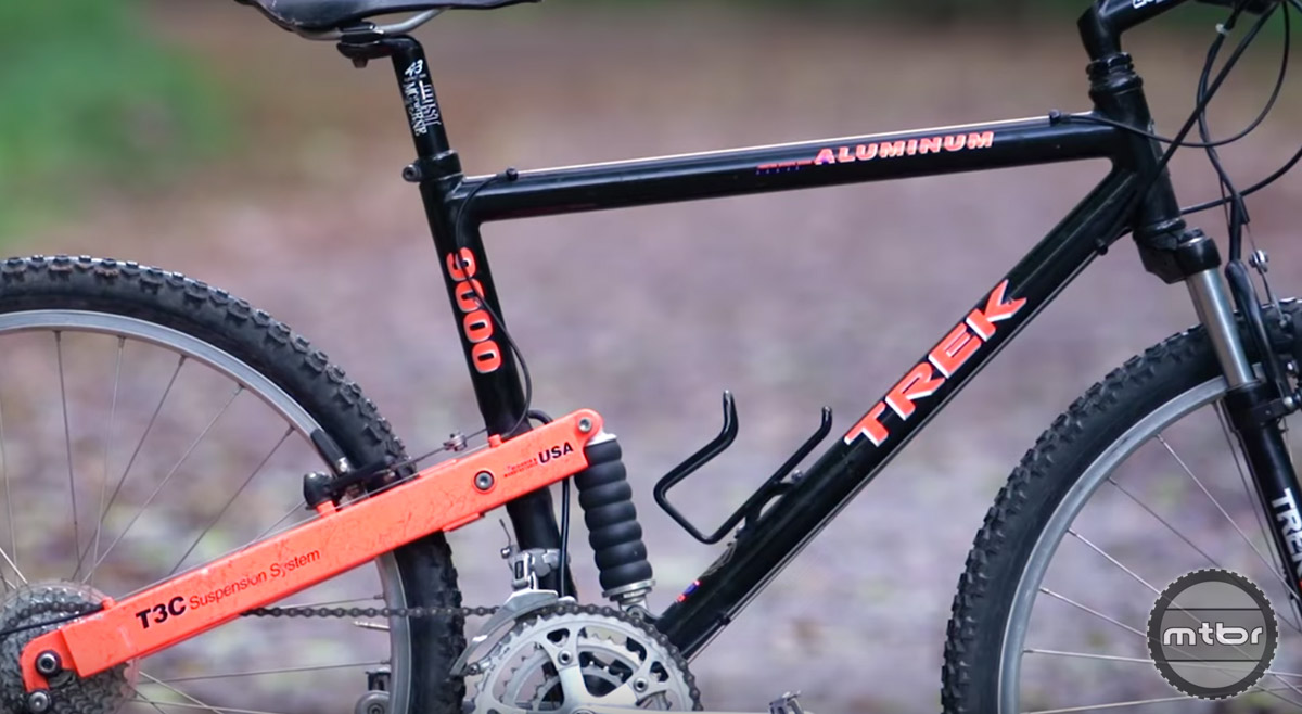 In the past five years, the modern mountain bike has evolved drastically. So how do the newest full suspension rigs stack up to the originals?