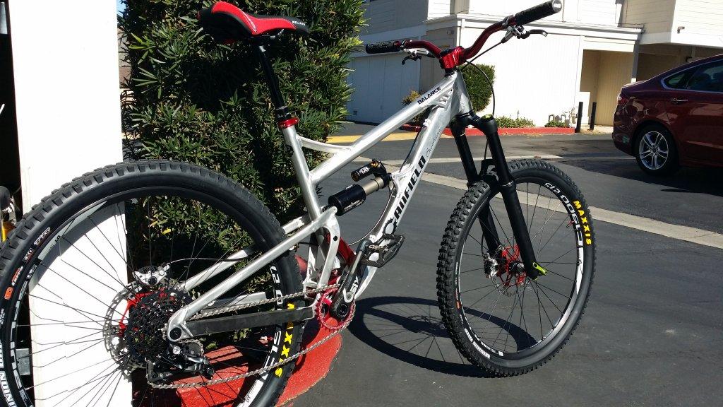 New bike....Canfield Balance DVO Diamond...-20160207_114139.jpg