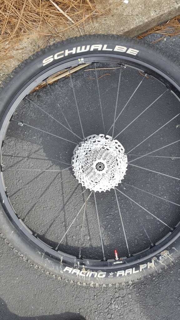 Need to find a parts diagram for Mavic wheel-20160406_163009.jpg