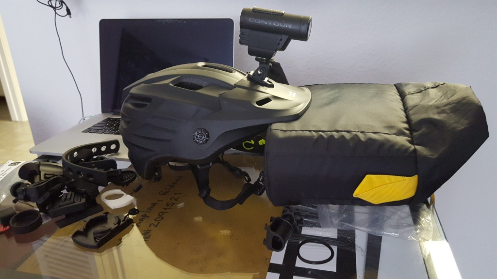 Anyone mounted / pics of contour roam bullet camera to Kali Maya helmet-20160502_082519.jpg