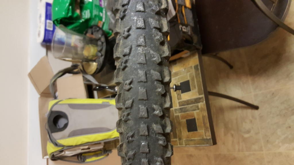 Cannondale Trail SL4 2011 --IN NEED OF REPLACEMENT FRONT FORK---What to buy?-20160502_211015.jpg
