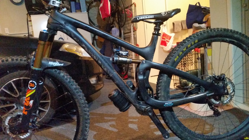 The best bottle cage for 'under mounting' on your YETI.-20160707_204630.jpg