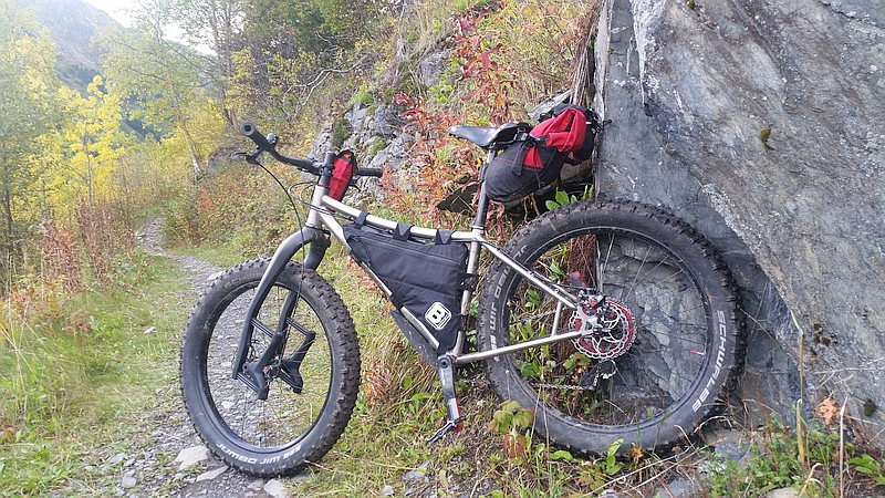 what frame bag do you have and why 20160918_170937smalljpg - Mountain Bike Frame Bag