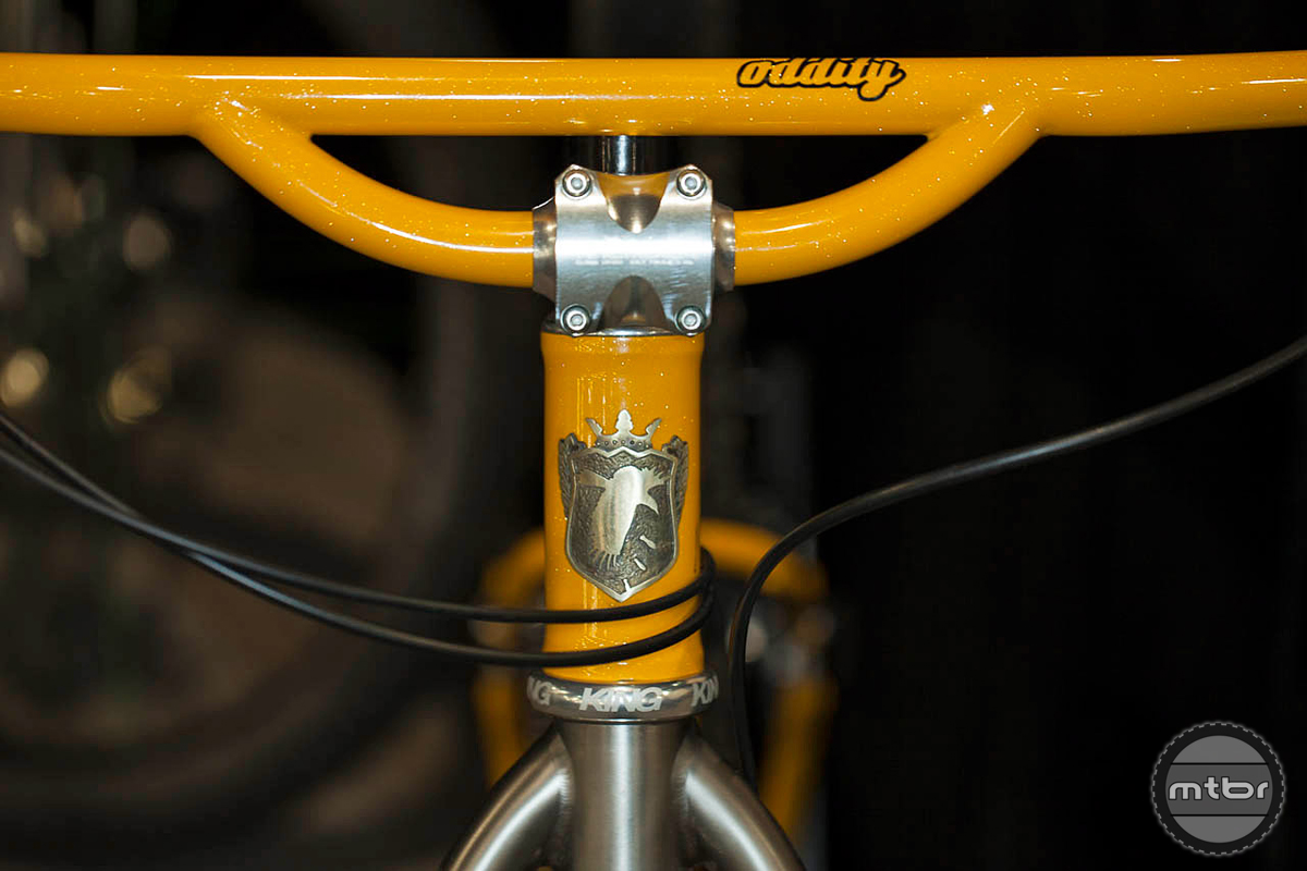 Oddity Cycles Single Speed Racer