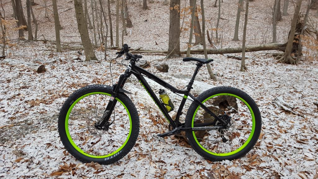 The All Mountain Hardtail Thread. Post up yours.-20161231_094915.jpg