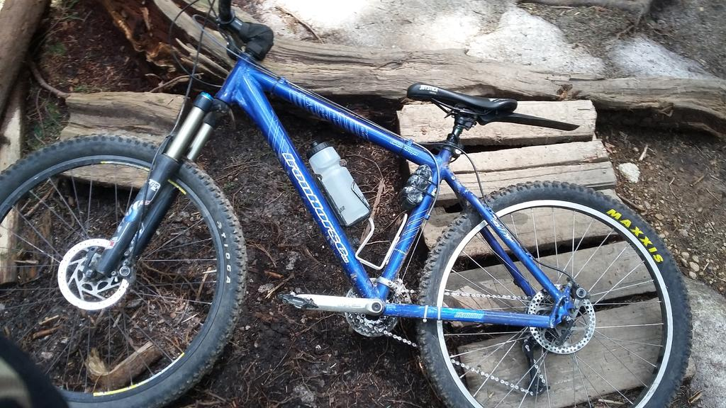 """Best 26"""" hardtails from the past 10-15 years? Any with modern geometry?-2017-05-21-13.03.00.jpg"""
