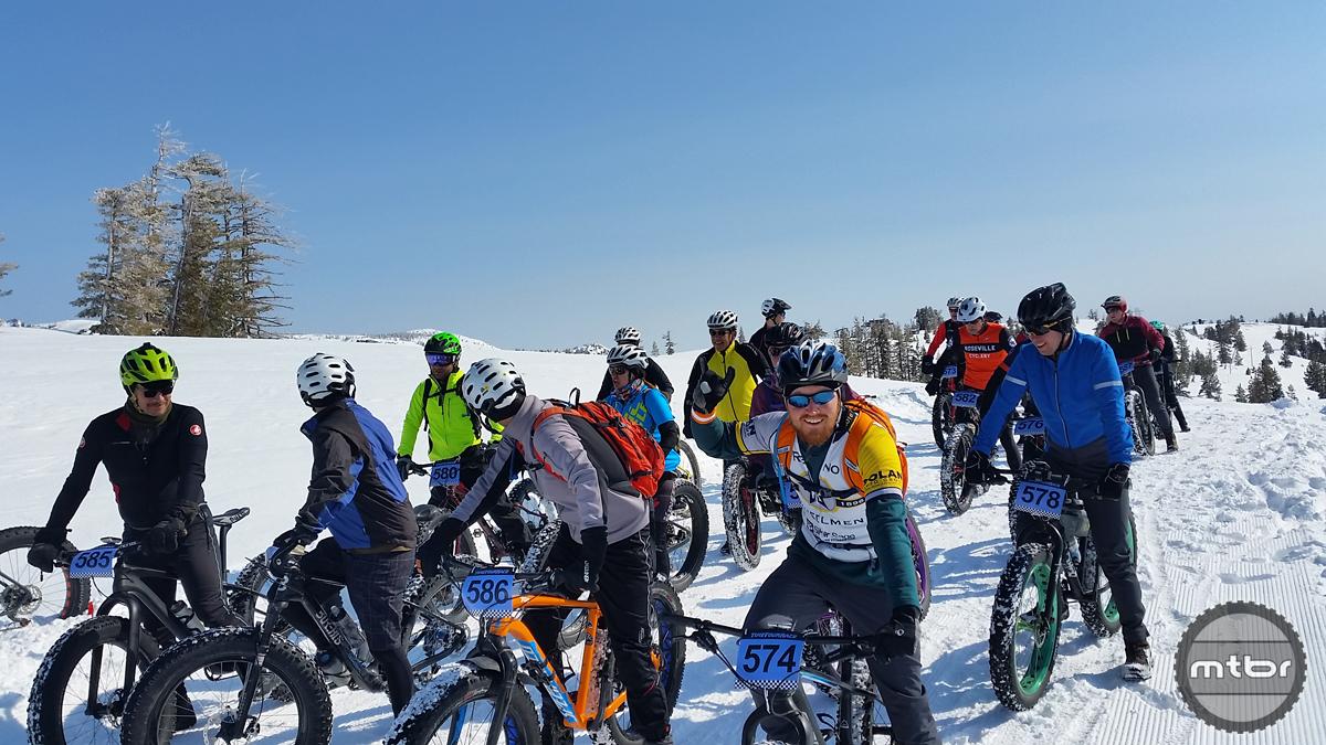 FatDuro Enduro Fat Bike Race