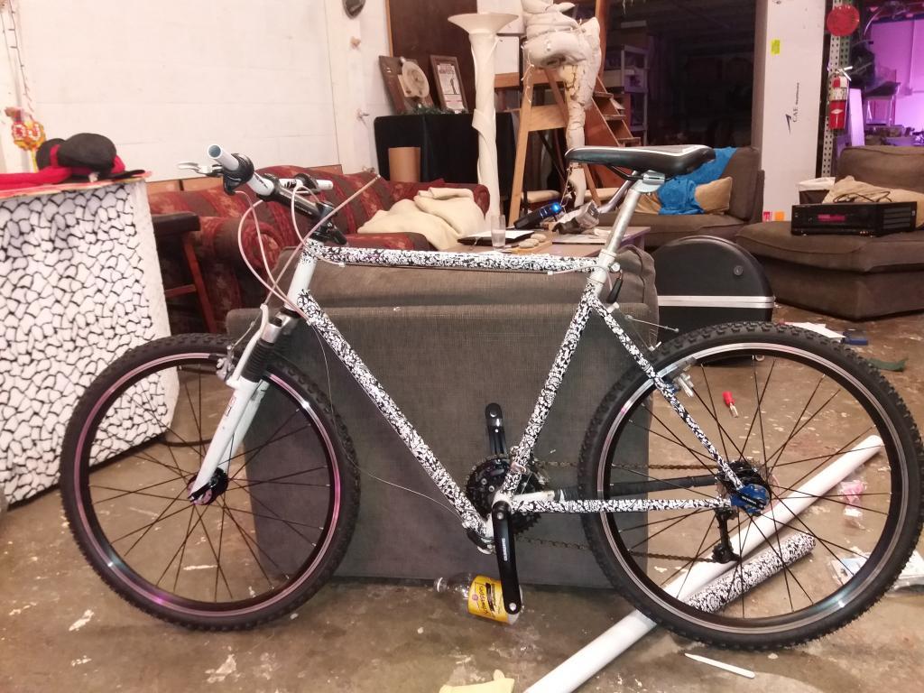 1996 Bmw Olympic Folding Bike Mtbrcom Fat Quotolympicquot 20170409 172341