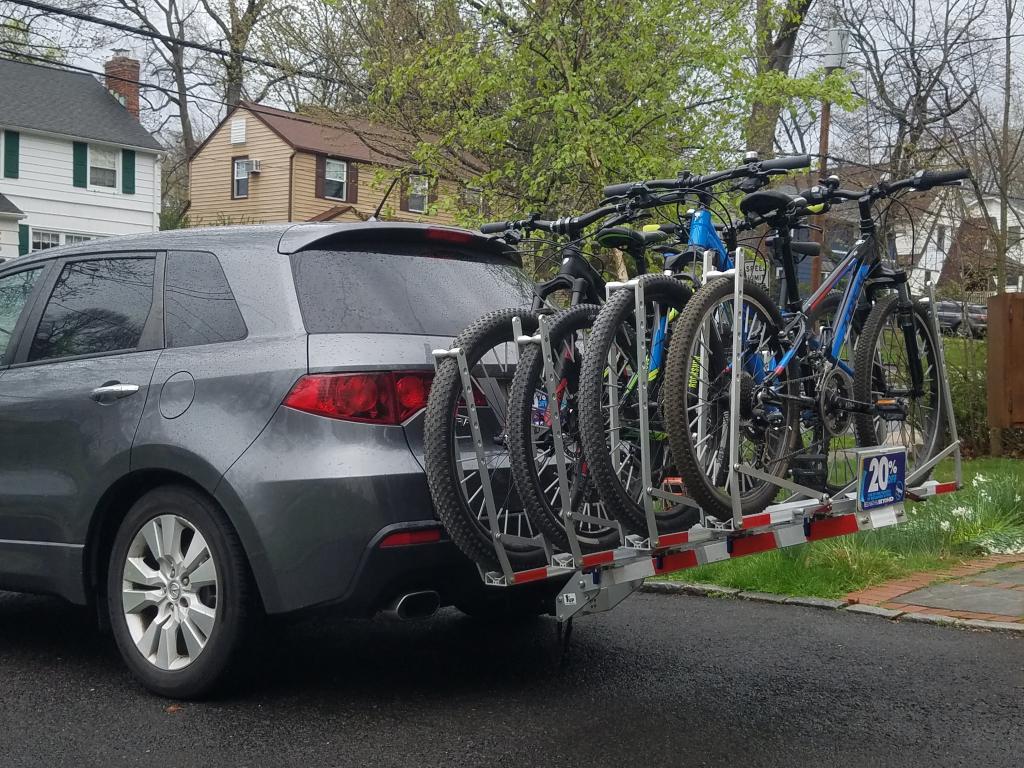 Hitch mounted bike rack for fat bikes-20170422_161948.jpg