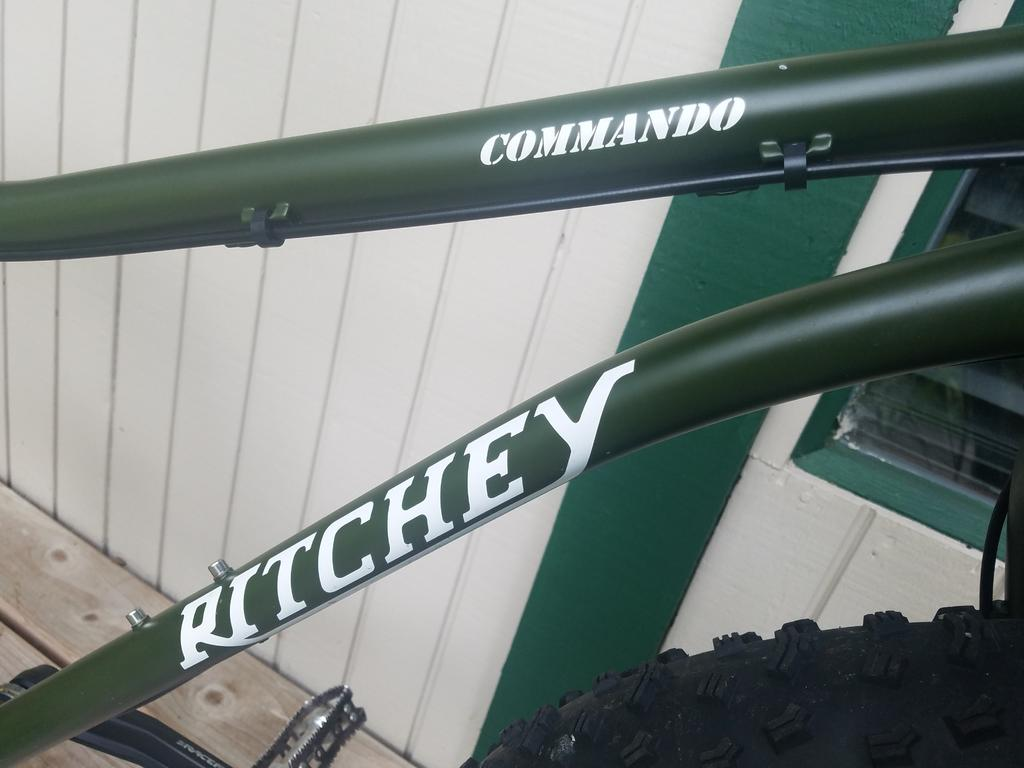 First post - Ritchey Commando build-20170826_113450.jpg