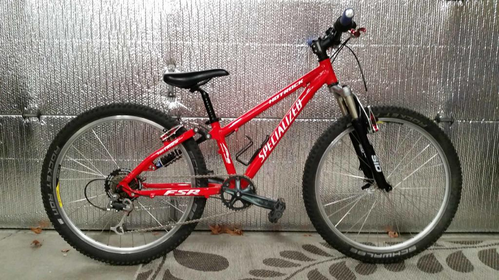 "Good trail ready 24"" MTB for greens and blues.  Moving up from a Woom 4.-20170923_175201.jpg"